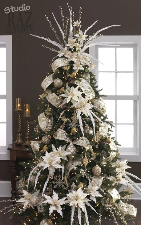 Unique Christmas Tree Toppers Ideas46