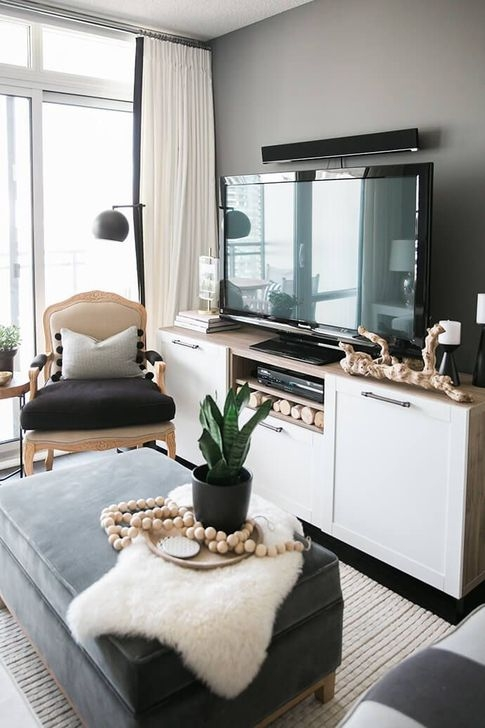 Unique Living Room Decoration Ideas For Small Spaces32