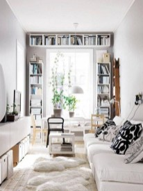Unique Living Room Decoration Ideas For Small Spaces36