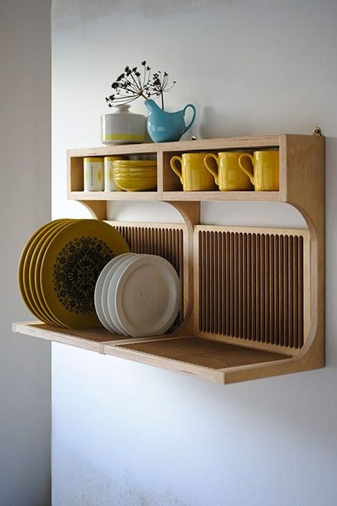 Cheap Kitchen Storage Organization Ideas06