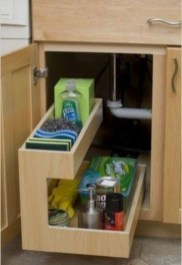 Cheap Kitchen Storage Organization Ideas31