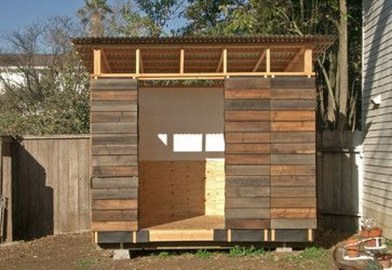 Fascinating Diy Backyard Studio Shed Remodel Design Decor Ideas01