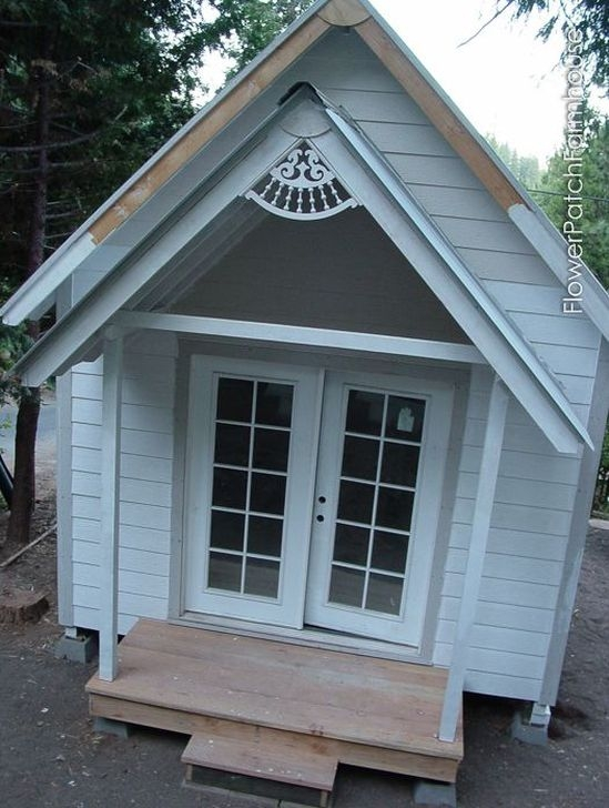 Fascinating Diy Backyard Studio Shed Remodel Design Decor Ideas06