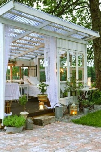 Fascinating Diy Backyard Studio Shed Remodel Design Decor Ideas21
