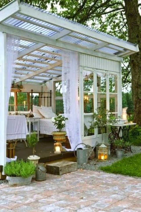 Fascinating Diy Backyard Studio Shed Remodel Design Decor Ideas44