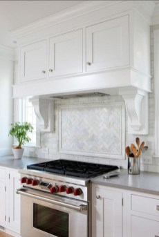Fascinating Kitchen Backsplash Decoration Ideas For Your Kitchen23
