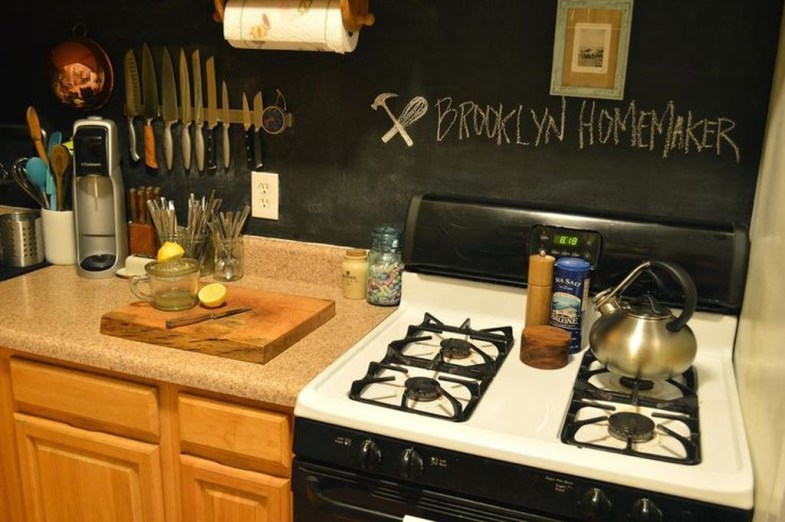 Fascinating Kitchen Backsplash Decoration Ideas For Your Kitchen44