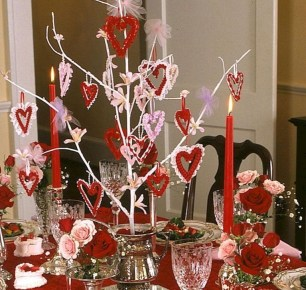 Popular Valentines Apartment Decorating Ideas25
