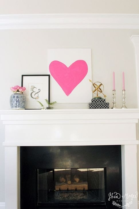 Popular Valentines Apartment Decorating Ideas42