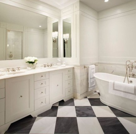 Pretty Master Bathroom Decoration Ideas For Valentines Day10