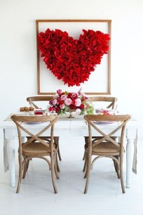 Simple Valentines Day Decoration Ideas34