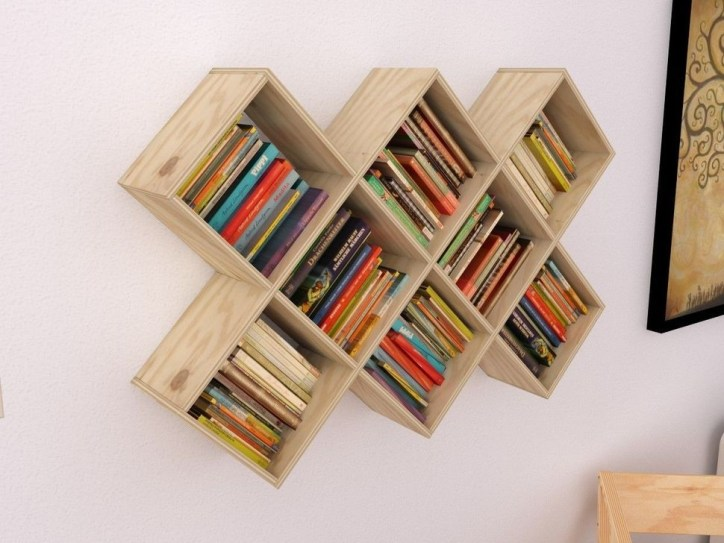Stunning Diy Floating Shelves Living Room Decorating Ideas22