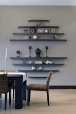 Stunning Diy Floating Shelves Living Room Decorating Ideas32