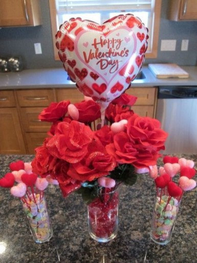 Stunning Table Decoration Ideas For Valentine'S Day03