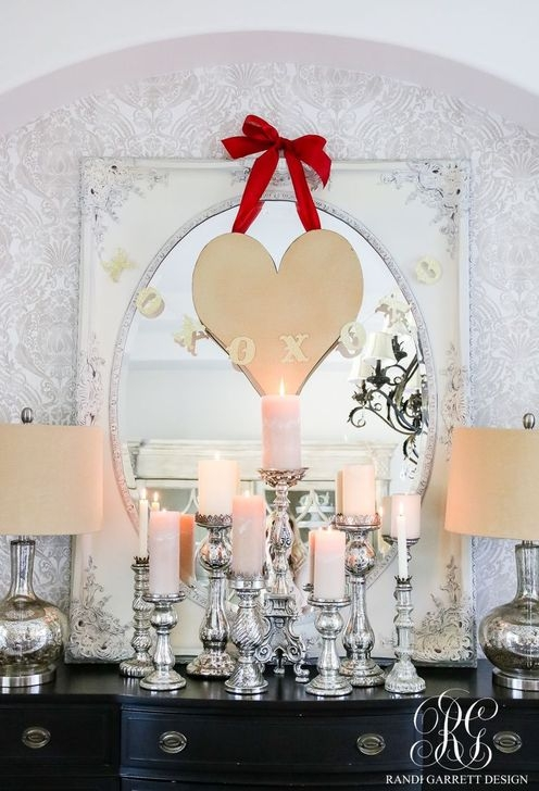 Stunning Table Decoration Ideas For Valentine'S Day38