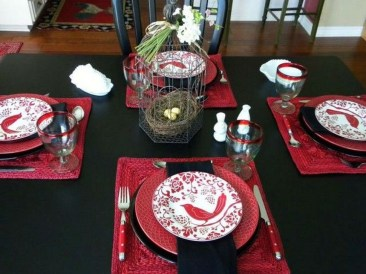 Stunning Table Decoration Ideas For Valentine'S Day39