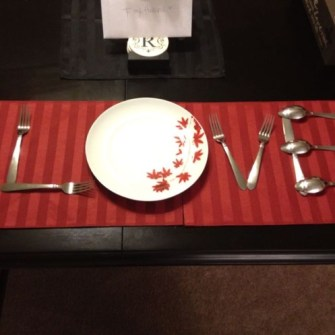 Stunning Table Decoration Ideas For Valentine'S Day45