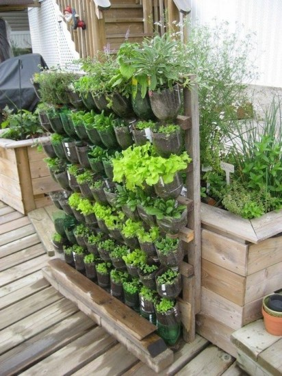 Stylish Vertical Garden Ideas For House33