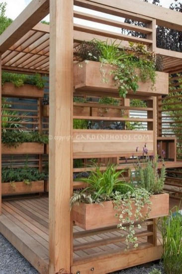 Stylish Vertical Garden Ideas For House36