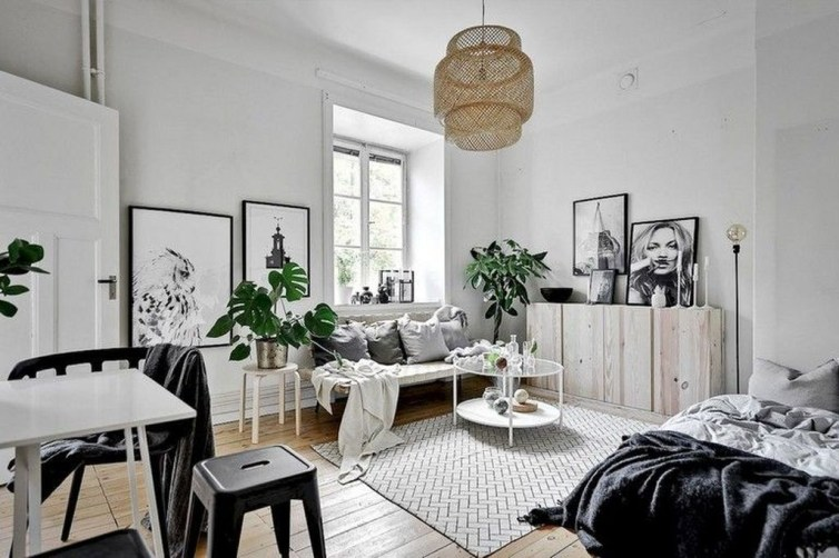 Awesome First Apartment Decorating Ideas On A Budget04