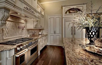 Latest French Country Kitchen Design Ideas01