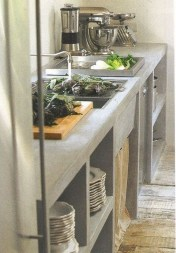 Latest French Country Kitchen Design Ideas03