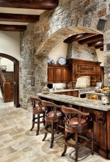 Latest French Country Kitchen Design Ideas12