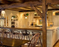 Latest French Country Kitchen Design Ideas13