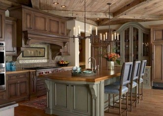 Latest French Country Kitchen Design Ideas14