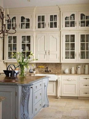Latest French Country Kitchen Design Ideas16