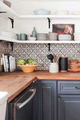 Pretty Kitchen Backsplash Decor Ideas25