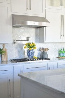 Pretty Kitchen Backsplash Decor Ideas34