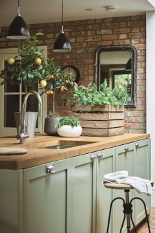 Amazing Farmhouse Kitchen Design Ideas31