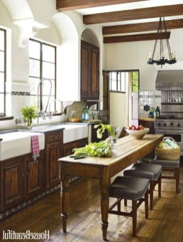 Amazing Farmhouse Kitchen Design Ideas34