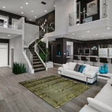 Attractive Open Concept Ideas For Living Room19