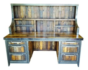 Beautiful Industrial Furniture Design Ideas With Wood 18