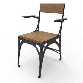 Beautiful Industrial Furniture Design Ideas With Wood 21