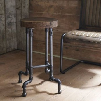 Beautiful Industrial Furniture Design Ideas With Wood 22