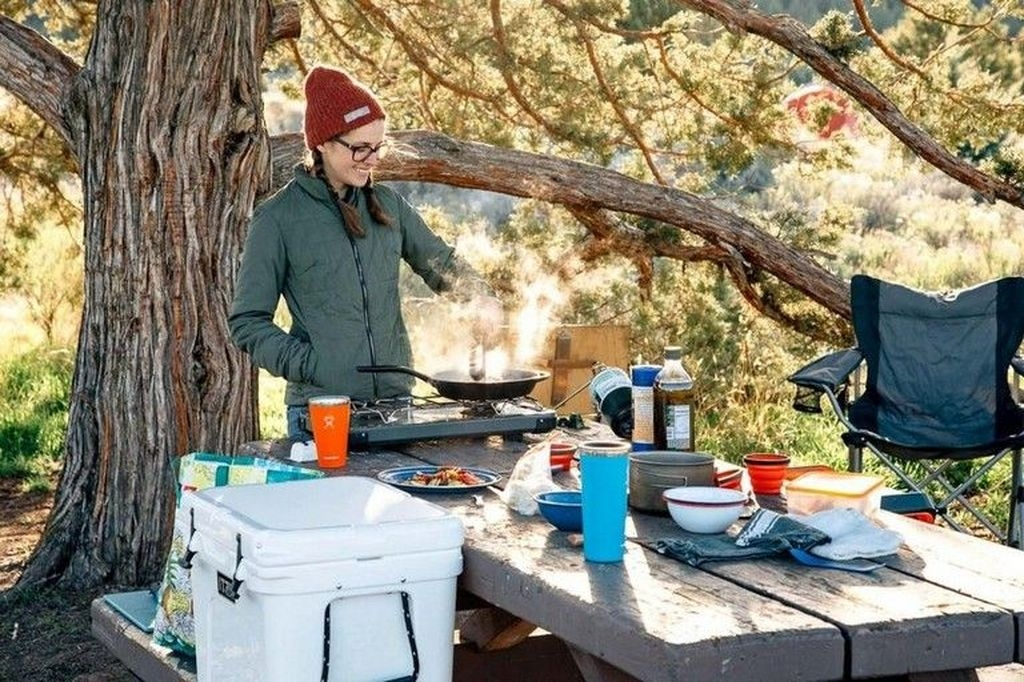 Cheap Kitchen Ideas For Outdoor Camping 01