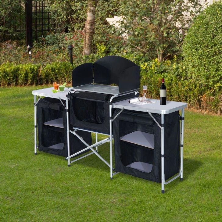 Cheap Kitchen Ideas For Outdoor Camping 02