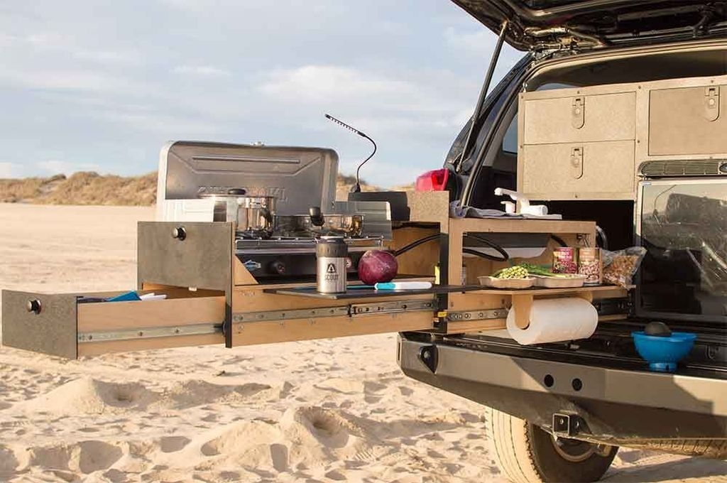 Cheap Kitchen Ideas For Outdoor Camping 25