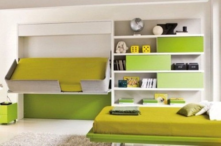 Cheap Space Saving Design Ideas For Kids Rooms 21