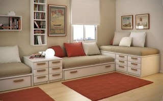 Cheap Space Saving Design Ideas For Kids Rooms 34
