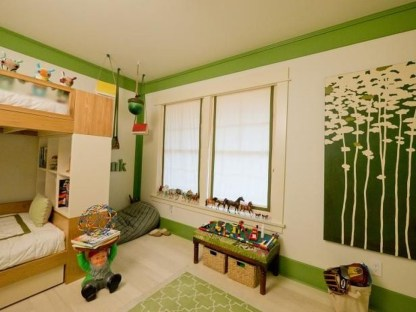 Cheap Space Saving Design Ideas For Kids Rooms 45