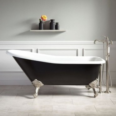 Cool Bathrooms Ideas With Clawfoot Tubs10