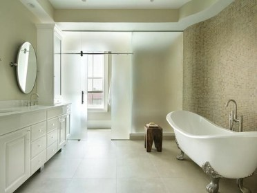 Cool Bathrooms Ideas With Clawfoot Tubs11