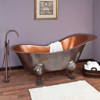 Cool Bathrooms Ideas With Clawfoot Tubs13