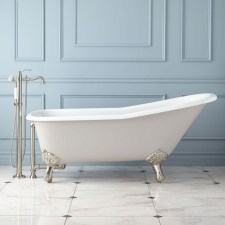 Cool Bathrooms Ideas With Clawfoot Tubs19
