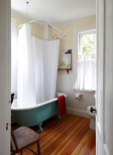 Cool Bathrooms Ideas With Clawfoot Tubs21