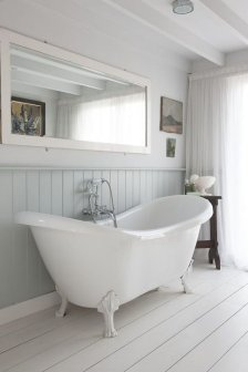 Cool Bathrooms Ideas With Clawfoot Tubs37